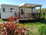 Rental - Mobile-Home - Camping de l'Ile