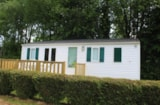 Rental - Mobile-home 3 bedrooms - Camping Le Clos de Balleroy