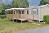 Rental - Mobile-Home Elit 100 3 Bedrooms - Camping Le Clos de Balleroy