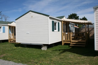 Mobilhome Quietude Confort - 3 Bedrooms + Television And Dishwasher