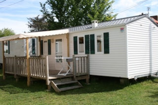 Mobile-Home Club 5 - 2 Bedrooms + Television