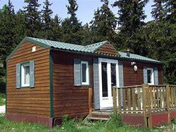 Location - Mobil-Home 4 Couchages - Camping La Forêt