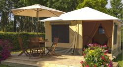 Locatifs - Bungalow Caraibes - 2 Chambres - 20 M² - Camping Le Pelly