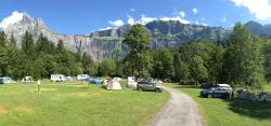 Etablissement Camping Le Pelly - Sixt-Fer-A-Cheval