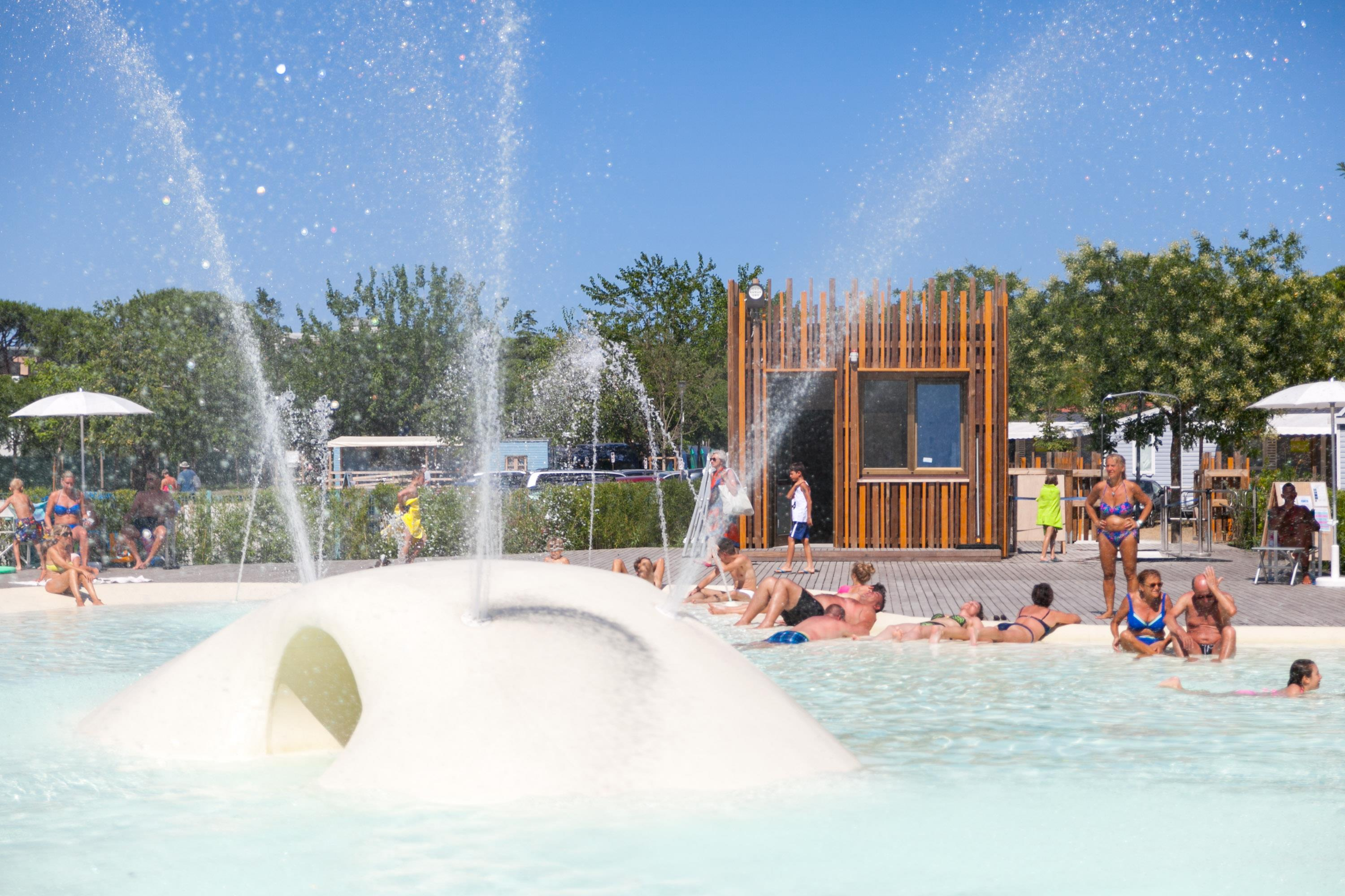 Bathing Camping Village Pineta sul Mare - Cesenatico