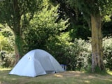 Pitch - TREKKING PACKAGE (1 personn with tent - without car) - Camping Riva Bella