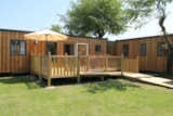Rental - Cottage Pmr (Person With Disabilities) - Camping Riva Bella