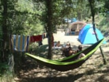 Pitch - Package pitch + 1 vehicle + tent + electricity - Camping Des Randonneurs