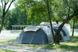 Pitch - Pitch + Car + Tent/Caravan Or Camping-Car - Pitch 200 M2 - Camping Le Mas des Chênes