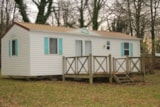 Rental - Mobilhome O'hara 2005    1-4 Adults  + 2 Children Under 12 Years Of Age - Camping Des Prairies d'Auvergne