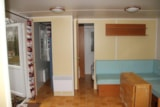 Rental - Mobilhome 1-4 persons + 2 children under 12 years of age - Camping Des Prairies d'Auvergne