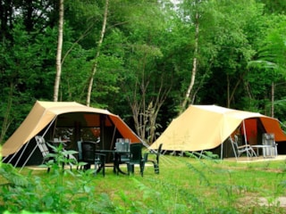 Tent Fully Equiped 1-4 Persons
