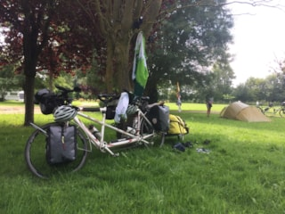 Pitch Trekking Package by foot with tent (Arrival > 18h Depature <10h)