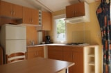 Rental - Mobile-home (2 bedrooms) + covered terrace - Camping Morédéna