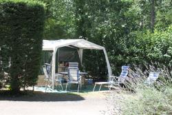 Pitch - Confort Package : Pitch + Car + Tent/Caravan Or Camping-Car + Electricity 10A - Camping Ardèche Domaine de Gil
