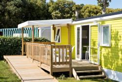 Wheelchair friendly Camping Ardèche Domaine De Gil - Ucel