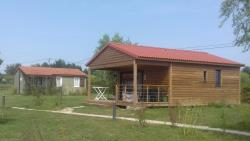 Chalet Premium 34 M² (2 Bedroom) + Terrace 15 M²