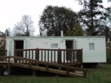 Rental - Mobile-home 33 m² 2 bedrooms - Camping de l'Orangerie du Domaine de Giraud