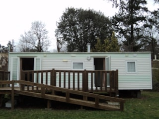 Mobile-home 33 m² 2 bedrooms