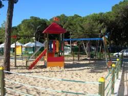 Photo n°2 : Camping Costa da Caparica en Setúbal PORTUGAL, Setúbal