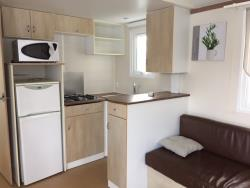 Accommodation - Mobile Home Ohara 784 - Camping les Aurandeix
