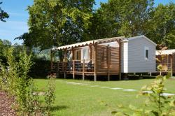 Accommodation - Mobile Home Evo 29 - Camping les Aurandeix