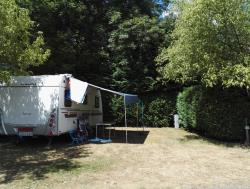 Pitch - Comfort Package, With Electricity - Camping les Aurandeix