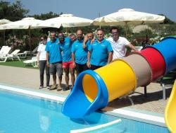 Reception team Camping Vittoria - Rosolina Mare