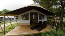 Rental - SmileLodge - Camping Europa Silvella by SmileCamp
