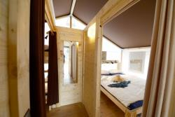 Mietunterkünfte - SmileLodge Wood - Camping Lago Maggiore by SmileCamp