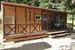 Rental - Chalet 3 bedrooms - Camping La Roussie