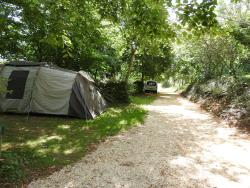 Emplacement - Emplacement - Camping La Roussie