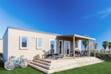 Rental - Mobil-Home 3 Bedrooms (Bm3g) - Privilège Club - Amac Camping les Dunes