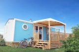 Rental - Mobil-Home 3 Bedrooms - Privilège - Amac Camping les Dunes
