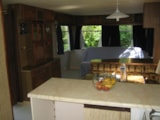 Rental - Eco range Mobile home all equipped - Camping les Tomasses