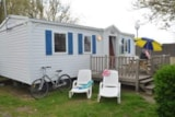 Rental - Mobile-Home Comfort 3 Bedrooms - Domaine des Guifettes