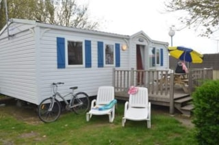 Mobile-Home Comfort 3 Bedrooms