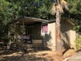 Rental - Chalet Tonga (No Possibility Of Baby Bed) - Camping Sites et Paysages LES PINÈDES