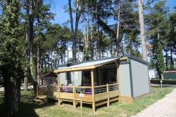Location - Cottage Confort 2, - Camping Parc de la Dranse