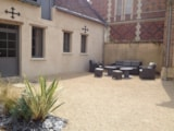 Rental - Gite / Cottage Amboise - Adapted To The People With Reduced Mobility - Castel L'Orangerie de Beauregard