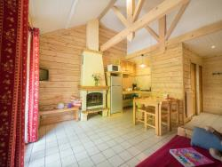 Huuraccommodaties - Chamois, Traditioneel Chalet *** - 40M² - 2 Slaapkamers - YELLOH! VILLAGE - ETOILE DES NEIGES