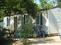 Huuraccommodaties - Stacaravan 'Eau Vive' *** - 30M² - 2 Slaapkamers - YELLOH! VILLAGE - ETOILE DES NEIGES