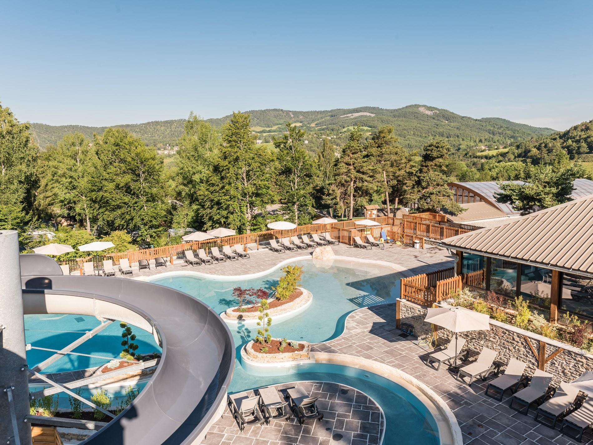 Mare, piscina Yelloh! Village - Etoile Des Neiges - Montclar