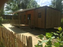 Huuraccommodatie - Cottage  For Persons With Reduced Mobility 2 Rooms - Camping Seasonova Ile de Ré