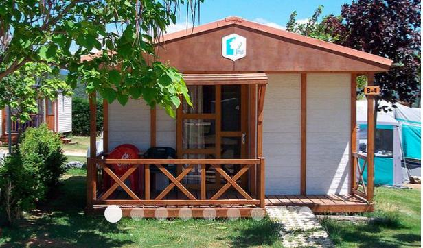 Accommodation - Bungalow Estandar - Camping Acedo