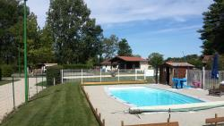 Baden Camping Le Paradis Des Dombes - Sandrans