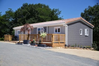 Chalet For People Of Reduced Mobility, - 4 Personnes - 40M²