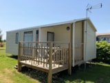Rental - Mobile-Home 27M² Confort Premium 2 Bedrooms - Camping Au Pré de l'Etang
