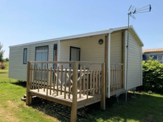 Mobile-Home 27M² Confort Premium 2 Bedrooms