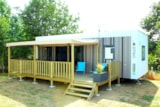 Rental - Otello Duo Espace 2 Bathrooms Premium - Camping Au Pré de l'Etang